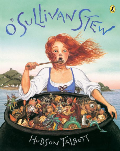 O'Sullivan Stew book