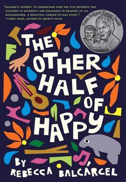 Other Half of Happy book