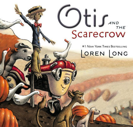 Otis and the Scarecrow book