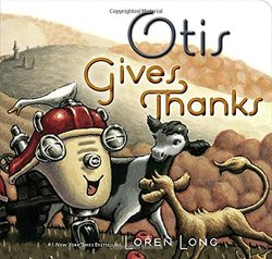 Otis Gives Thanks book