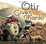 Otis Gives Thanks book