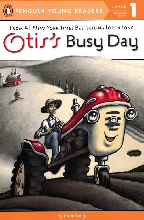 Otis's Busy Day book