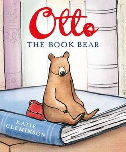Otto the Book Bear book