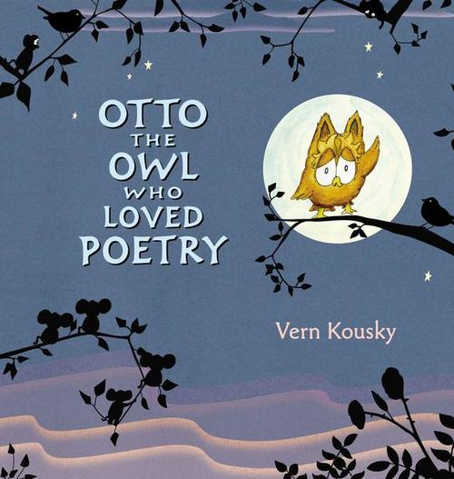 Otto the Owl Who Loved Poetry book