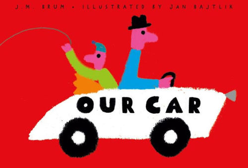 Our Car book