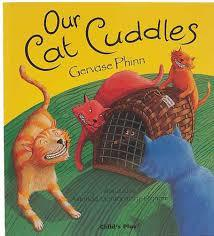 Our Cat Cuddles book