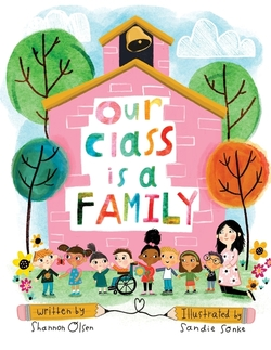 Our Class is a Family book