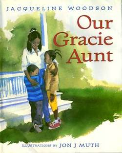 Our Gracie Aunt book