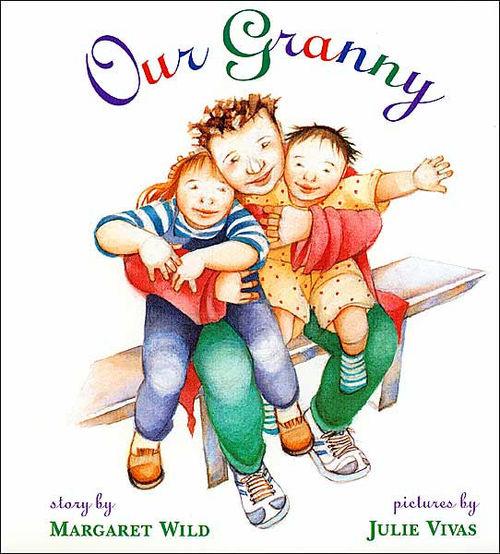 Our Granny Book