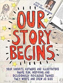 Our  Story  Begins book