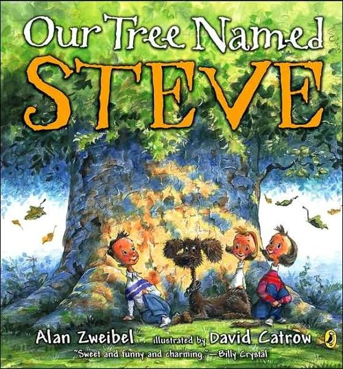 Our Tree Named Steve book