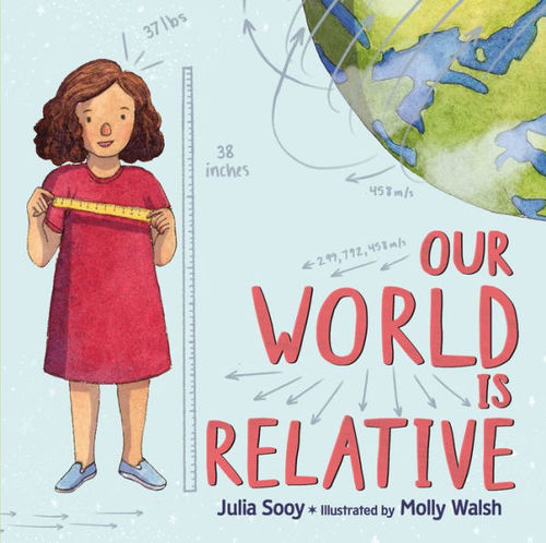 Our World Is Relative Book
