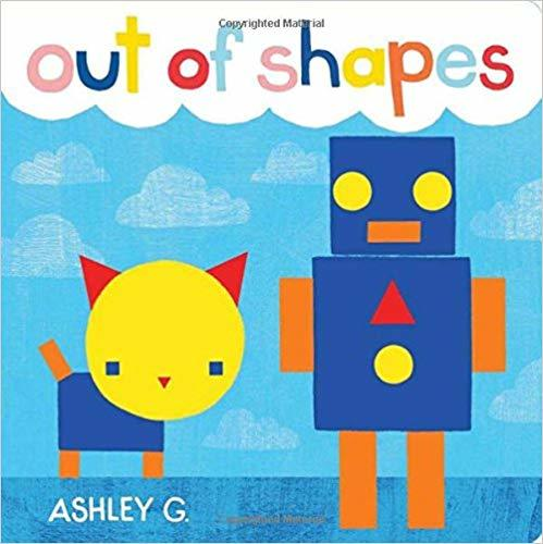 Out of Shapes book