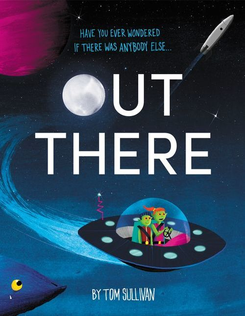 Out There book