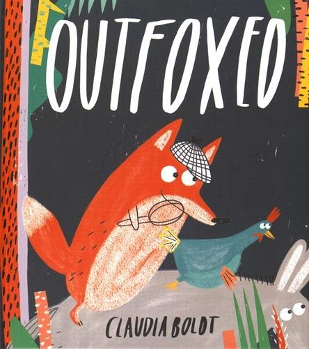 Outfoxed book