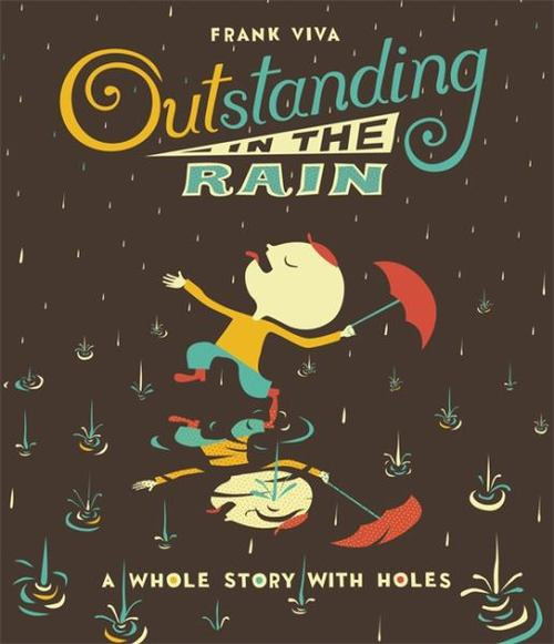 Outstanding in the Rain book