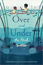 Over and Under the Pond book