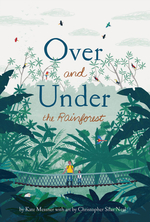 Over and Under the Rainforest book
