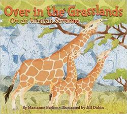 Over in the Grasslands book