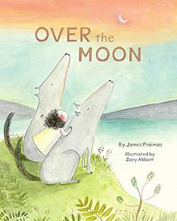 Over the Moon book