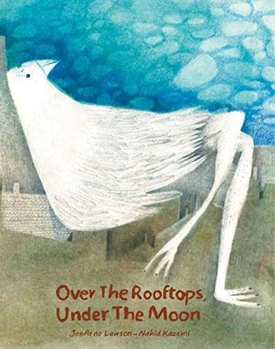 Over the Rooftops, Under the Moon book