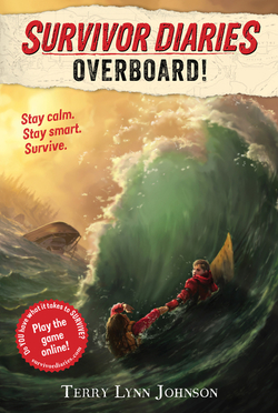 Overboard! book