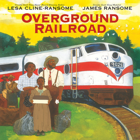 Overground Railroad book