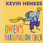 Owen's Marshmallow Chick book