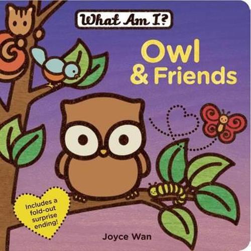 Owl & Friends book