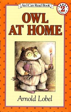 Owl at Home book