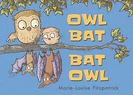Owl Bat Bat Owl book