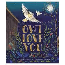 Owl Love You book