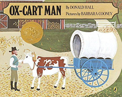 Ox-cart Man book