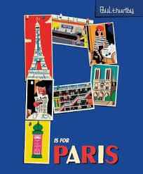 P Is for Paris book