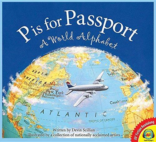 P Is for Passport book