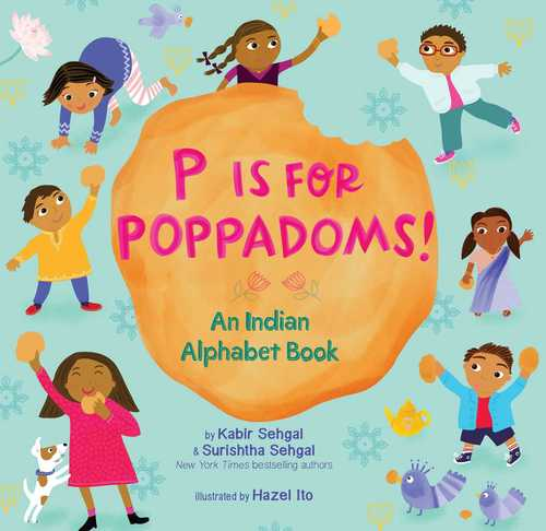P Is for Poppadoms! book