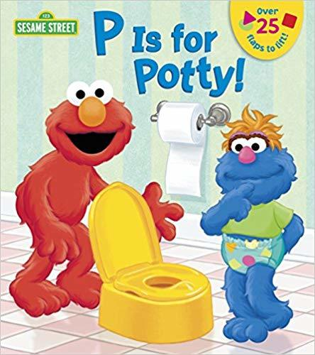P Is for Potty! book
