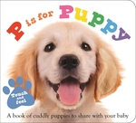 P is for Puppy book