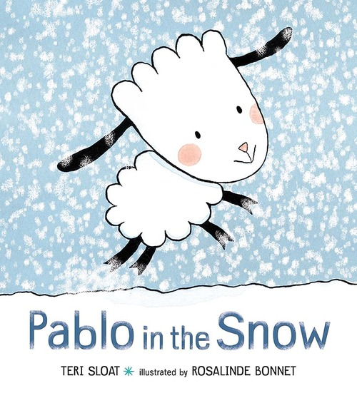 Pablo in the Snow book