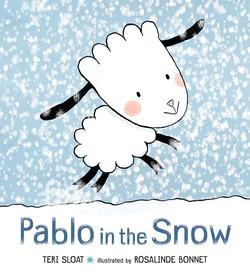 Pablo in the Snow book