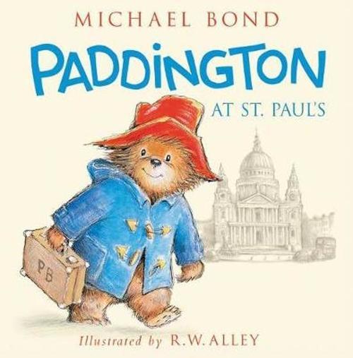 Paddington at St. Paul's book