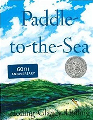 Paddle-to-the-Sea book