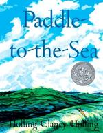Paddle-To-The-Sea (Turtleback School & Library) book
