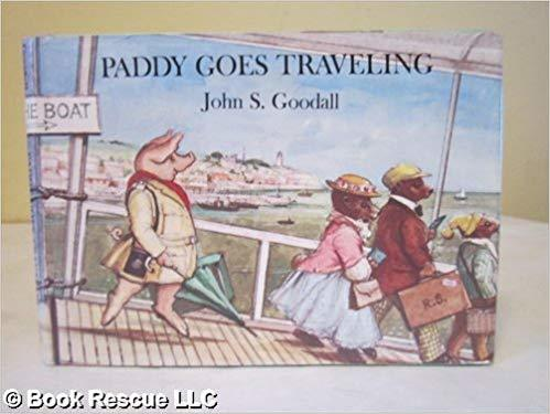 Paddy Goes Traveling book