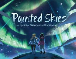 Painted Skies book