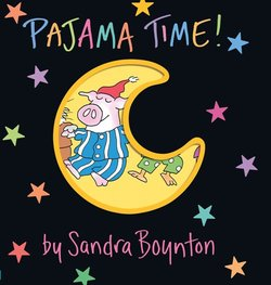 Pajama Time! book