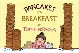 Pancakes for Breakfast book