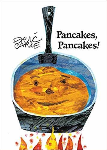 Pancakes, Pancakes! book
