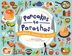 Pancakes to Parathas book