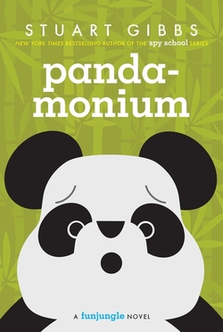 Panda-Monium book